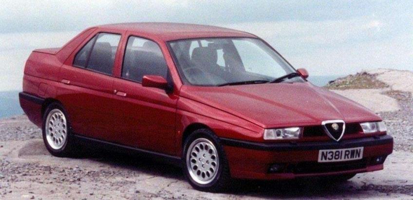 Alfa Romeo 155 [1992 – 1998]