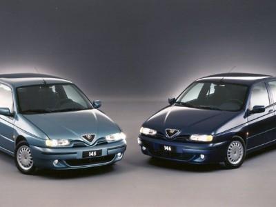 Alfa Romeo 145 [1994 – 2001]