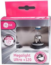 General Electric Megalight HB4 ULTRA +120% 53070SNU Halogen