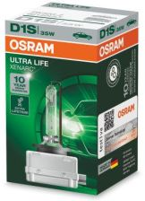 Osram D1S 35W Pk32D-2 Reflektorowe Lampy Wyładowcze Xenarc Ultra Life