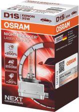 Osram D1S Xenarc Night Breaker Laser + 200% Box