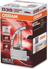 Osram D3S Xenarc Night Breaker Box 66340XNL