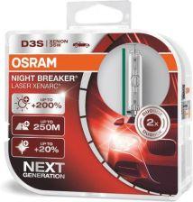 Osram D3S Xenarc Night Breaker Laser DuoBox 66340XNLHCB