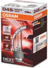 Osram D4S Xenarc Night Breaker Laser Box 66440XNL