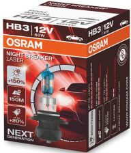 Osram HB3 Night Breaker Laser + 150% Box