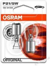 Osram P21/5W 12V Bay15D T11 Osr7528-02B