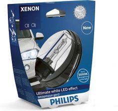PHILIPS D1S 85V 35W PK32d-2 Xenon WhiteVision gen2