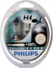 PHILIPS H4 X-TREME VISION +100% ŚWIATŁA 2szt
