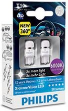 PHILIPS X-TREME VISION LED W5W T10 6000K