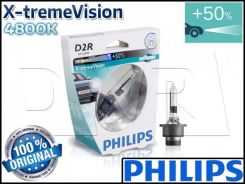Philips Żarnik ksenonowy D2R Philips X-tremeVision P32D-3 85V 35W (85126XVC1)