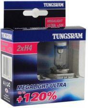 TUNGSRAM H4 MEGALIGHT ULTRA +120%