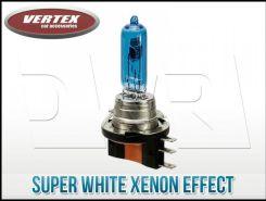 Żarówka halogenowa H15 PGJ23t-1 12V 15/55W, Super White Xenon