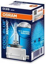 Żarówka ksenonowa OSRAM 66340CBI XENARC COOL BLUE INTENSE D3S 42V 35W 5500K