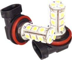 Żarówka LED H8 18LED 12V
