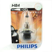 Żarówka Philips HB4 Vision +30% - 55W blister 1 szt.